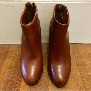 Banana Republic Platform Ankle Boots